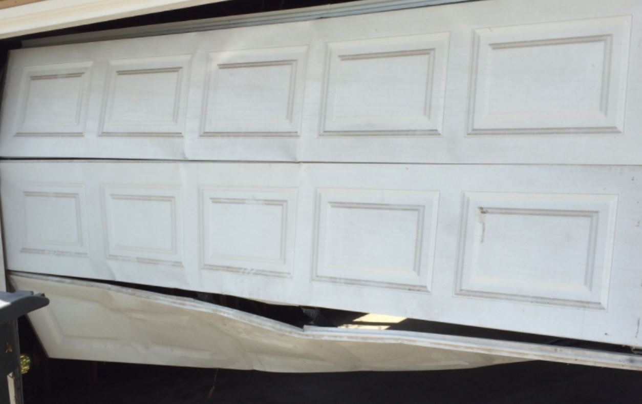 garage door panel replacement anthem az